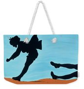 New Thrills For Peggy, 1998 Weekender Tote Bag