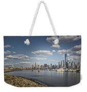 New World Trade Center Weekender Tote Bag