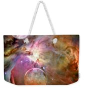 New Worlds Weekender Tote Bag