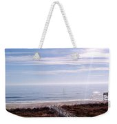 New Year Carolina Beach Weekender Tote Bag