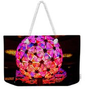 New Year's Ball Weekender Tote Bag