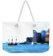 New York 4 Weekender Tote Bag