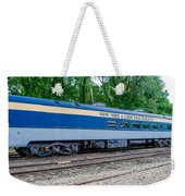 New York And Lake Erie Railroad Weekender Tote Bag