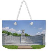 New York Auxiliary State Monument Weekender Tote Bag