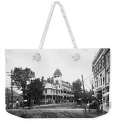 New York Berkley Hotel Weekender Tote Bag