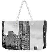 New York City - Usa Weekender Tote Bag