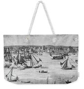 New York City, 1717 Weekender Tote Bag