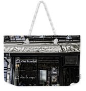 New York City Faces - Another Look Weekender Tote Bag