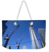 New York City Freedom Tower Weekender Tote Bag