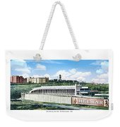 New York City New York - The Polo Grounds - 1900 Weekender Tote Bag