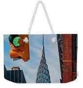 New York City, New York State, United Weekender Tote Bag