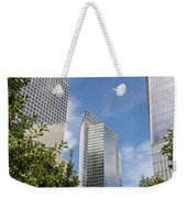 New York City Skyscrapers Weekender Tote Bag