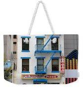 New York City Storefront 5 Weekender Tote Bag