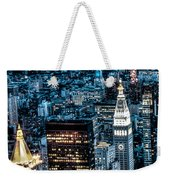 New York City Triptych Part 1 Weekender Tote Bag