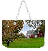 New York Farm Weekender Tote Bag