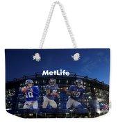 New York Giants Metlife Stadium Weekender Tote Bag