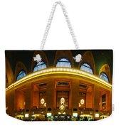 New York - Grand Central Station Weekender Tote Bag