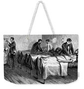 New York: Heatstroke, 1876 Weekender Tote Bag