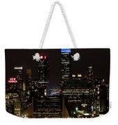 New York Honors Seattle Seahawks Weekender Tote Bag