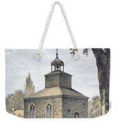 New York: Jamaica Church Weekender Tote Bag