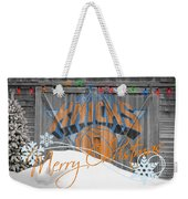 New York Knicks Weekender Tote Bag