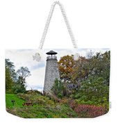 New York Lighthouse Weekender Tote Bag