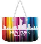 New York Ny 2 Weekender Tote Bag