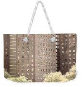 New York Public Housing Weekender Tote Bag