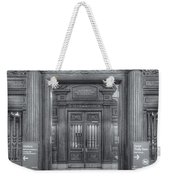 New York Public Library Main Reading Room Entrance II Weekender Tote Bag