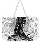 New York: Sanitation, 1885 Weekender Tote Bag