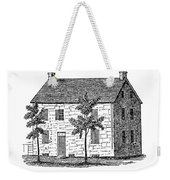 New York Senate, 1777 Weekender Tote Bag