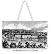 New York Skaneateles Weekender Tote Bag