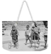 New York Street Kids - 1909 Weekender Tote Bag