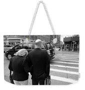 New York Street Photography 13 Weekender Tote Bag