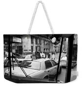 New York Street Photography 14 Weekender Tote Bag