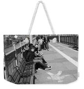 New York Street Photography 15 Weekender Tote Bag