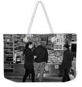 New York Street Photography 18 Weekender Tote Bag
