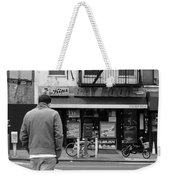 New York Street Photography 25 Weekender Tote Bag
