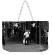 New York Street Photography 26 Weekender Tote Bag