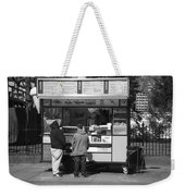 New York Street Photography 4 Weekender Tote Bag