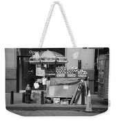 New York Street Photography 6 Weekender Tote Bag by Frank Romeo