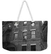 New York Street Photography 9 Weekender Tote Bag
