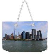 New York Strong Weekender Tote Bag