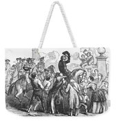 New York: Washington, 1776 Weekender Tote Bag