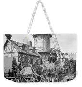 New York Windmill, C1905 Weekender Tote Bag