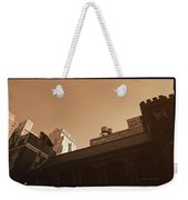 New Yorker Weekender Tote Bag