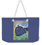 New Yorker June 23rd, 1962 Weekender Tote Bag