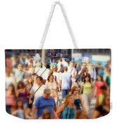 New Yorkers Weekender Tote Bag