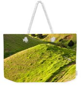 New Zealand Farmland Weekender Tote Bag