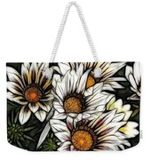 New Zealand Flowering Beauties Weekender Tote Bag